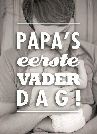 Je eerste Vaderdag, wat enorm bijzonder. Vader zijn is echt een wonder! Vandaag mag jij schitteren in je nieuwe rol! #hallmark#hallmarknl #vaderdag #papa#pap #liefde #love#eerstevaderdag