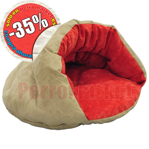 Cama nido reversible para perros etna cama para perros for Cama nido nina barata