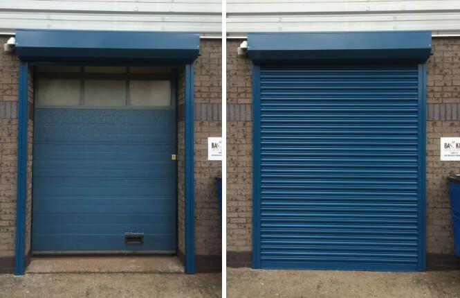 Source Galvanized Customized Electric Steel Rolling Shutter On M Alibaba Com Glass Garage Door Garage Doors Rolling Steel Doors