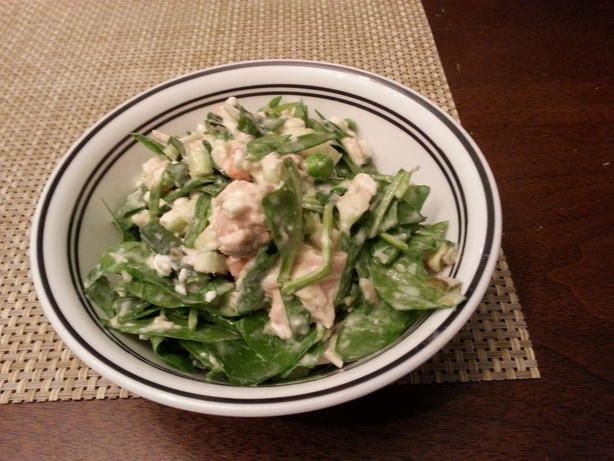 Make and share this Super Healthy Tuna Salad recipe from Food.com.