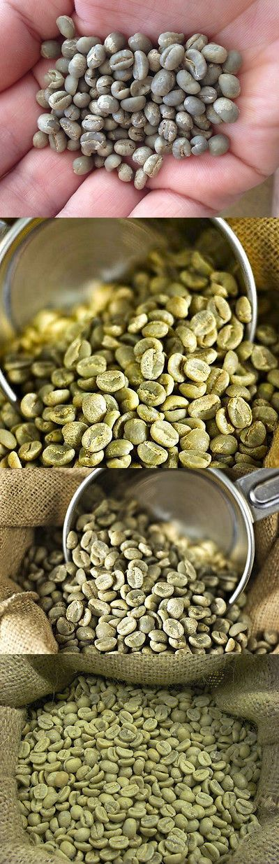 Coffee Beans 38179: 12 Lbs Tanzania Peaberry Specialty Grade Green Coffee Beans - Under $4 Per Pound -> BUY IT NOW ONLY: $47.9 on eBay!