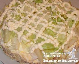 Рыбный салат Айсберг, salaty rybnye salaty headline
