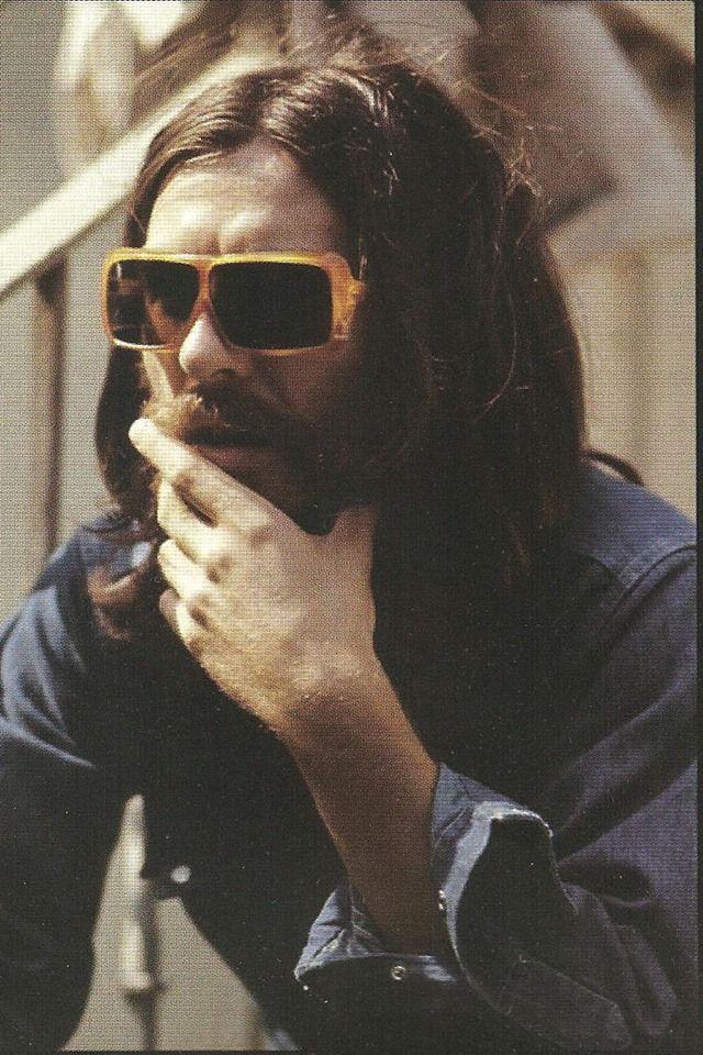 George Harrison, August 8th, 1969 | photo by Linda McCartney
