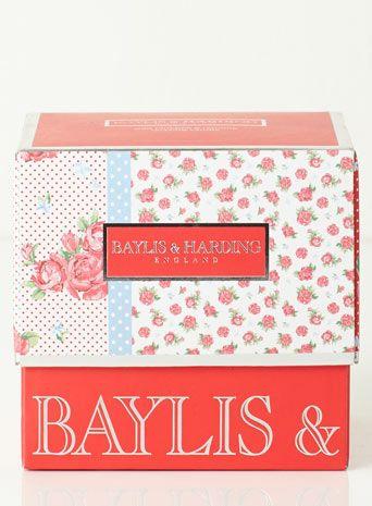 Baylis and Harding Wild bluebell and Jasmine boxed candle #BHSLightupyourlife