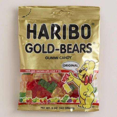 Haribo Gold Bears - Sehr gut! Gummi Bears...makes me want to sing the song