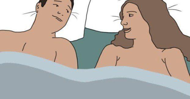 6 Gründe, warum Du unbedingt nackt schlafen solltest - Nummer 3 macht dich sprachlos!
