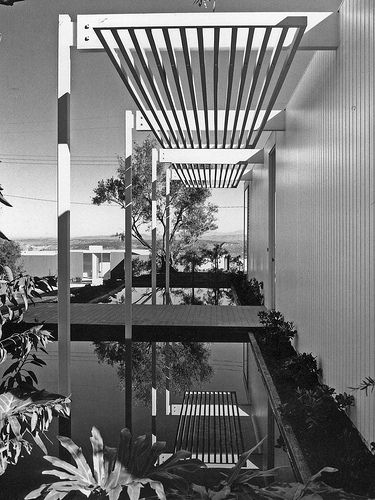 architectual exterior / julius shulman
