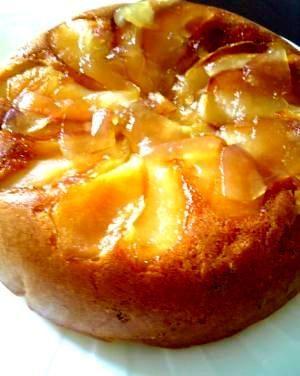 楽天レシピ: 炊飯器&ホットケーキミックス♪簡単りんごケーキ♪/アップルケーキ/作者:ひしょ1125|作り方・料理レシピ