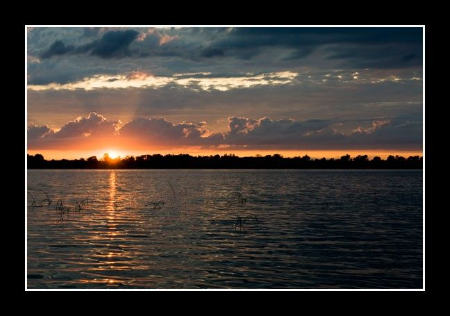 Lake Dalrymple Sunset