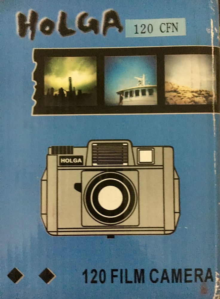 My Holga by Lomography