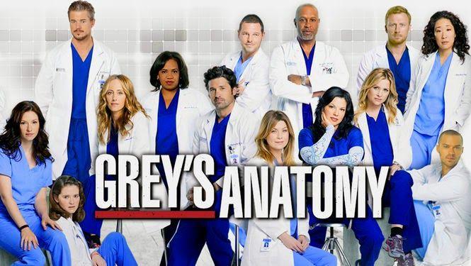 Livin' in a Movie World: Rezension: [TV Serie] - Grey's Anatomy - Die jungen Ärzte - Staffel 3 (2006-2007)