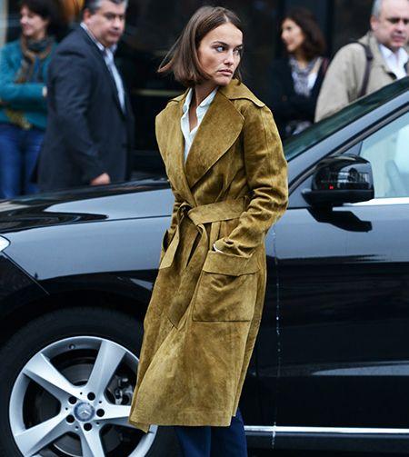 The Coat #StreetStyle