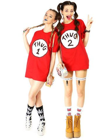THUG 1 & 2 TEES* at Shop Jeen - SHOP JEEN