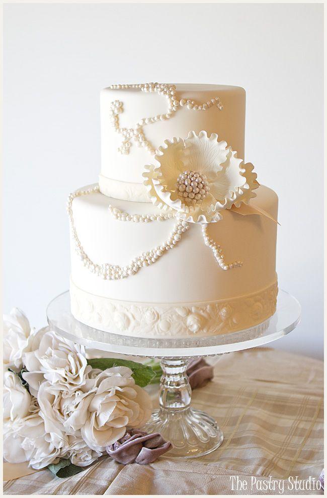 Jaw Droppingly Beautiful Wedding Cake Inspiration Cakes Pinterest And