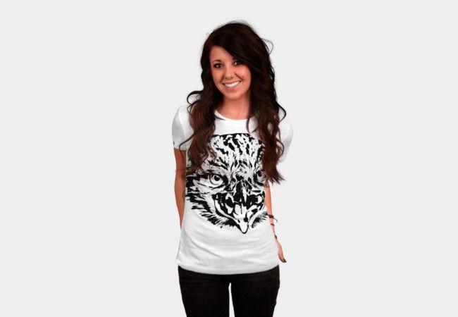 Falcon, head of predator T-Shirt - Design By Humans