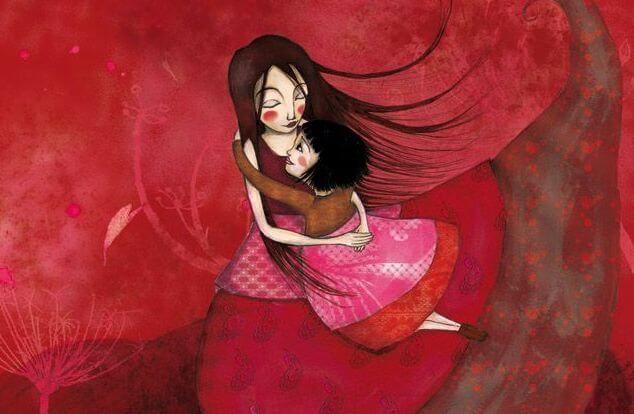 Los niños necesitan tus abrazos para sentirse parte del mundo   lamenteesmaravillosa.com