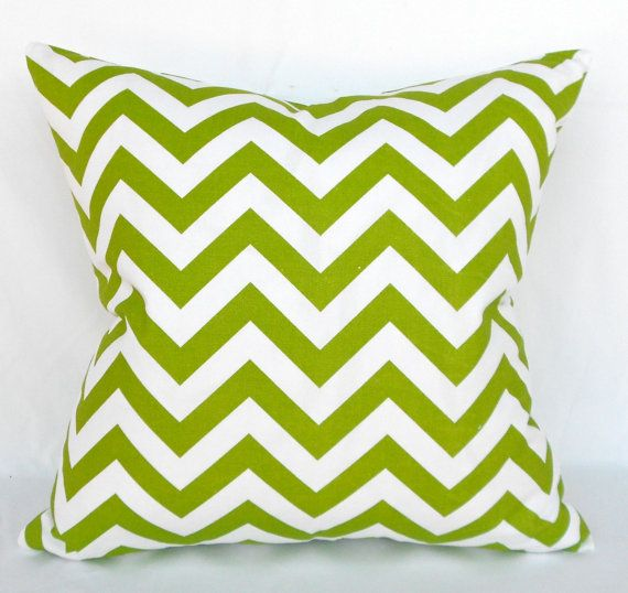 Pillow Covers ANY SIZE Decorative Pillow Green by MyPillowStudio MyPillowStudio-Etsy ...