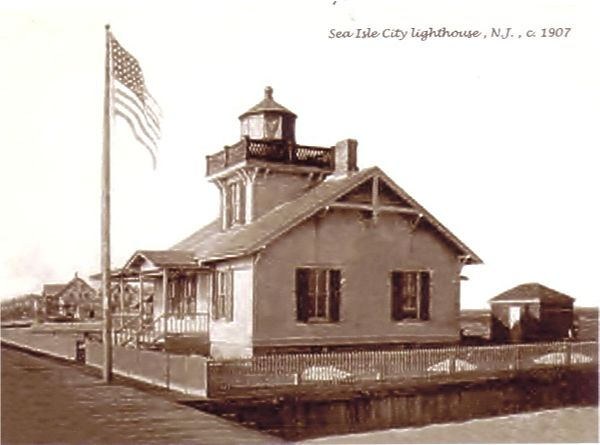 28 best Historic Sea Isle City images on Pinterest | History projects, Picture postcards and New ...