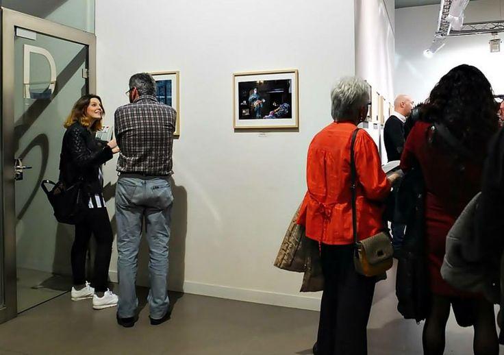 """Exposición """"DIALOGAR CON LA MIRADA"""". Inauguración 14 Marzo, 2014"""