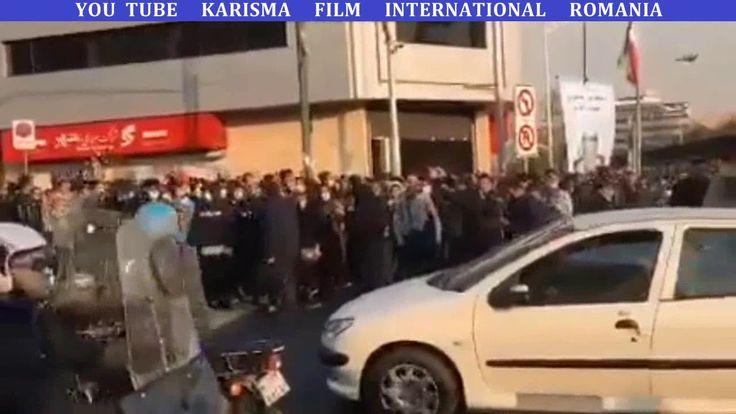 Proteste în Iran
