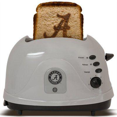 Alabama Crimson Tide Toaster.. Love it!!