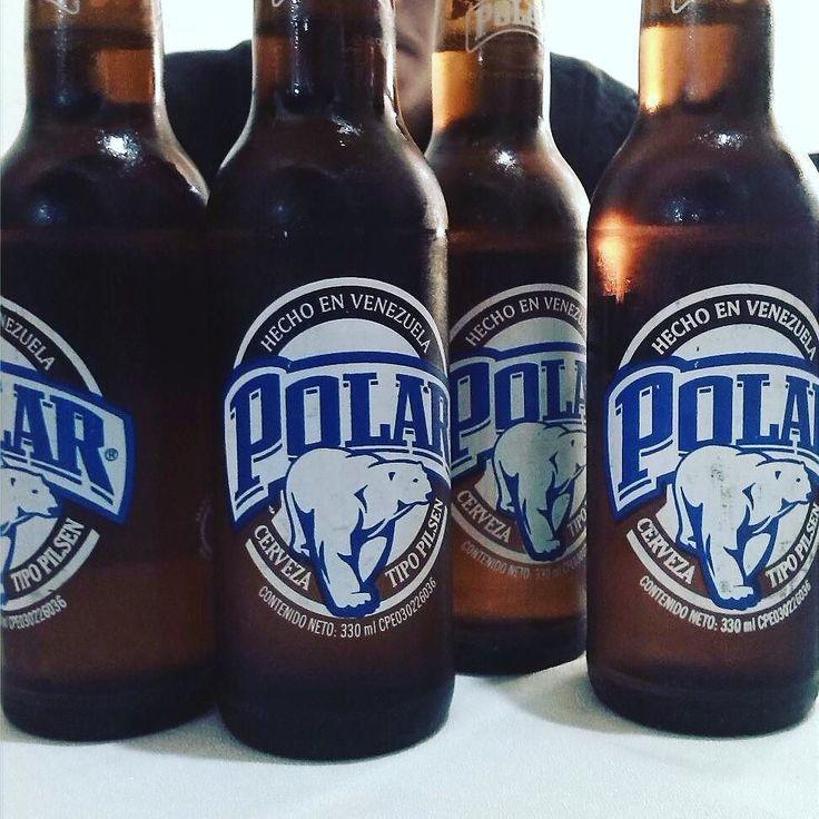 Viernes de espera. #Beer #Cerveza #Polar