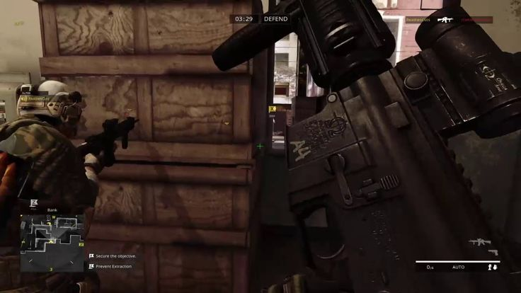 HYPE Twitch Live Stream Highlight America's Army: Proving Grounds Get Tu...