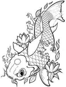 Carpa Anche Tattoos