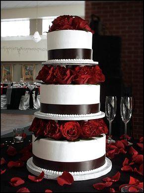 Decoración de Tortas para Boda con Flores. Tartas para Boda con Flores: Actualmente los maestros pasteleros ofrecen montones de posibilidades para las tartas de boda, la tendencia generalizada es pe