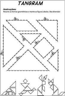 МОЯ ПЕСОЧНИЦА: 20 игр с танграмом