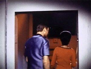 Star Trek (TOS) -Bones, behind the scenes.