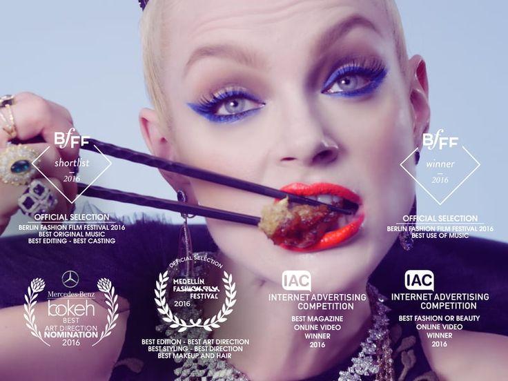 Vogue Korea presents MUK BANG (먹방) on Vimeo