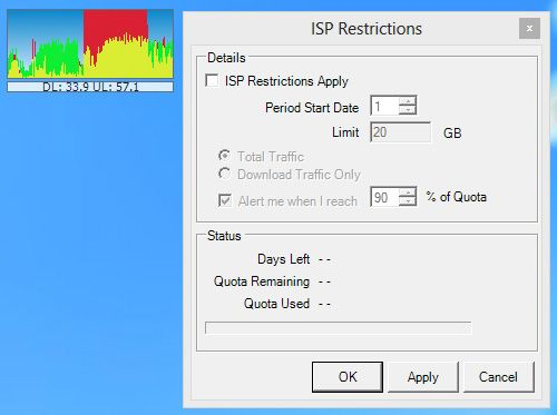 5 Free Windows Programs To Monitor Your Internet Usage