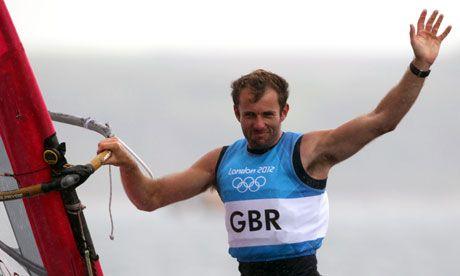 Nick Dempsey, Silver medallist in windsurfing