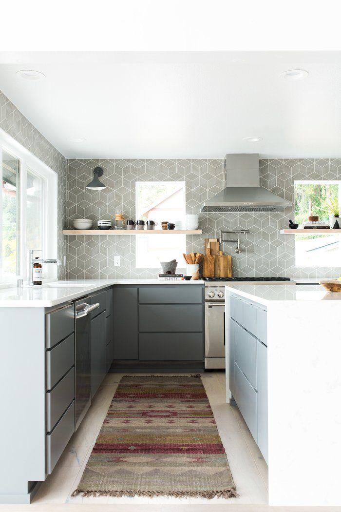 Seattle Beach House Photo 6 in 2019 | Modern kitchen design ...