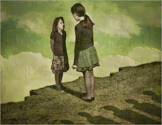 Kindergarten Art Class: ΠΑΝΕΛΛΗΝΙΑ ΗΜΕΡΑ ΚΑΤΑ ΤΗΣ ΣΧΟΛΙΚΗΣ ΒΙΑΣ ΚΑΙ ΤΟΥ ΕΚΦΟΒΙΣΜΟΥ - Matt Mathurin - Τι βλέπετε; Τι κάνει το μεγαλύτερο κορίτσι;Γιατί την κοιτάζει άγρια;Τι θέλει:Πως νοιώθει το μικρότερο κορίτσι;Τι μπορεί να κάνει;
