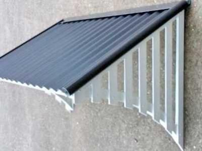 Buy Corrugated Window Awnings Online | Online Blinds