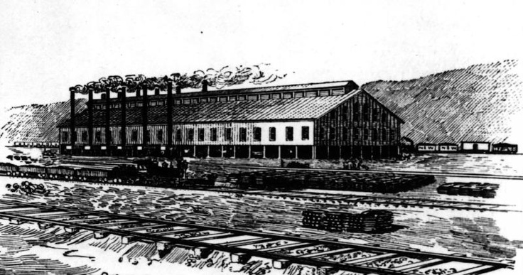 Richlands Rolling Mill Company in Richlands, VA (Norfolk