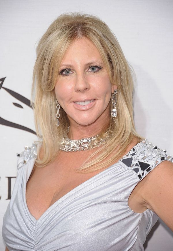 'Real Housewives Of Orange County' Vicki Gunvalson Dishes On Season 11 Fight With David Beador #news #fashion