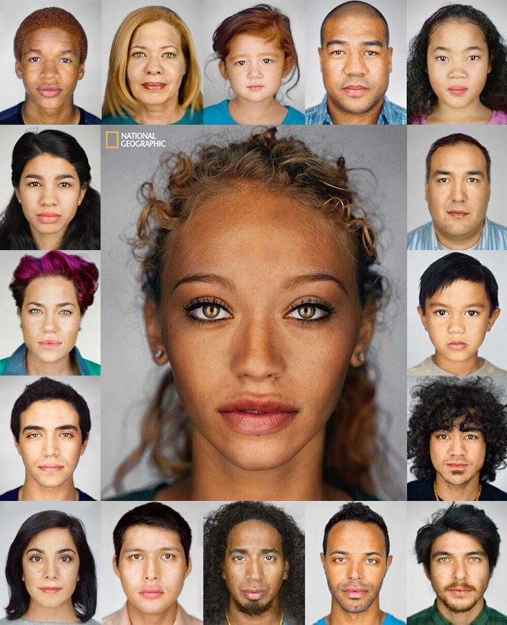 National Geographic Concludes What Americans Will Look