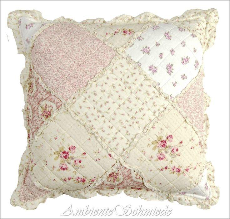die besten 25 patchwork kissen ideen auf pinterest patchwork kissen quilt kissen und. Black Bedroom Furniture Sets. Home Design Ideas