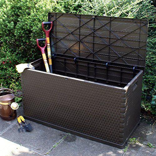 420 Liters Plastic Storage Box