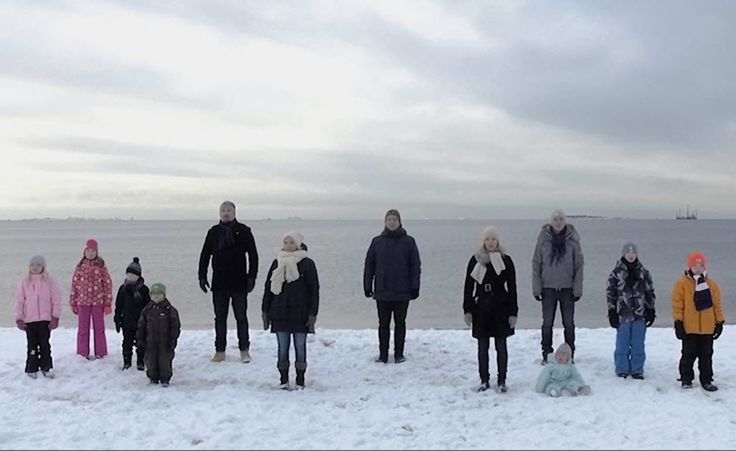 Kuuntele henkeäsalpaava Finlandia-hymni – uusi video Club For Fivelta - Finlandia Hymn