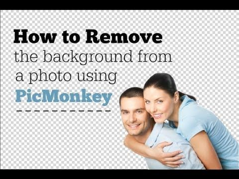 How to Remove the Background from a Photo Using PicMonkey Discover how you can create simple photo edits, graphics for the web, and web design techniques wit...