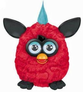 Furby (Black Cherry) | My Furby Boom