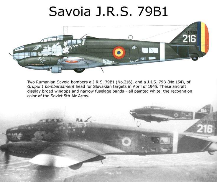 Savoia J.R.S 79B1