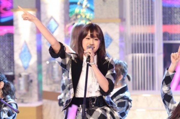 Maeda Atsuko to appear on 'MUSIC STATION SUPER LIVE'