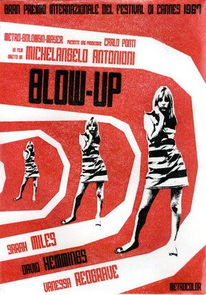 Blow-Up (1966). Costumes by Jocelyn Rickards.