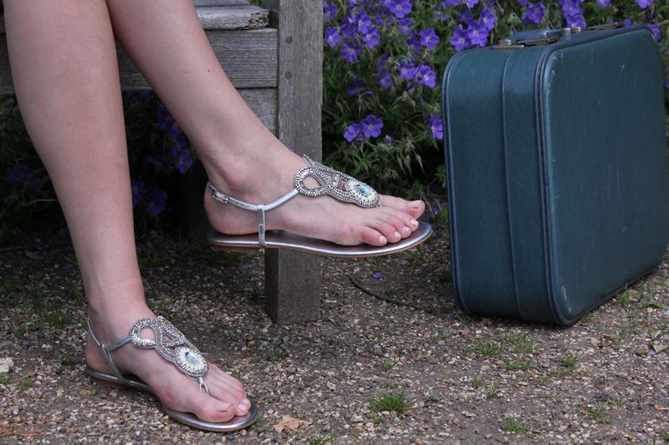 Our interchangeable shoes are great! Simple as that!