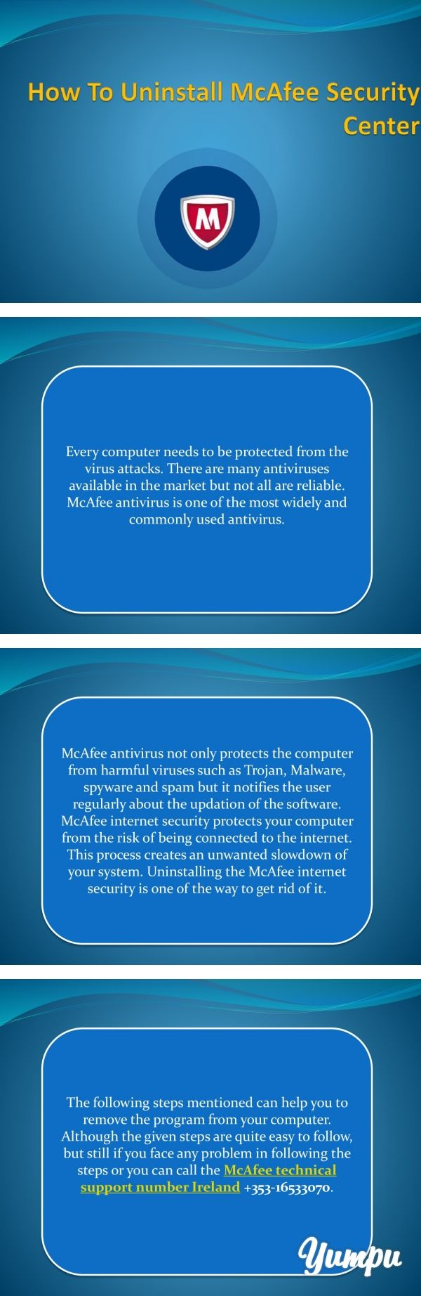 29 best toll free number for mcafee customer images on pinterest how to uninstall mcafee security center magazine with 9 pages 1betcityfo Gallery
